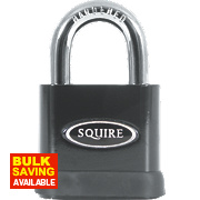 Squire Open Shackle Padlock 50mm