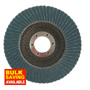 Zirconium Universal Grinding Disc 40 Grit 115 x 22mm