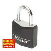 Master Lock Aluminium Padlock 20mm