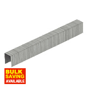 Tacwise Heavy Duty Staples Galvanised 14 x 10.6mm Pack of