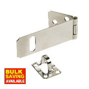 Marine Safety Hasp & Staple 90mm