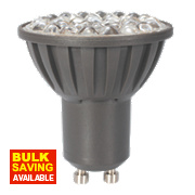 Sylvania GU10 ES50 LED Accent Lamp 135Lm 200Cd 2.5W