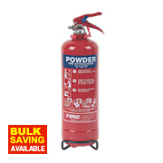 Firemax Dry Powder Fire Extinguisher 1kg