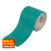 Oakey Liberty Green Sanding Roll 115mm x 10m 60 Grit