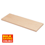 Melamine Shelves 800 x 250 x 19mm Pack of 2