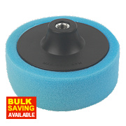 Toolpak Soft Polishing Sponge 150mm Blue