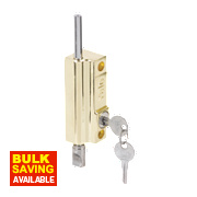 Yale Multipurpose Door Bolt Brass