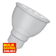 Osram GU10 LED Lamp - Dimmable Cool White 350Lm 850Cd 5.3W