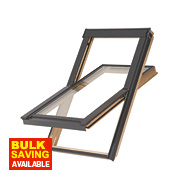 Tyrem Centre-Pivot Roof Window Clear 550 x 980mm