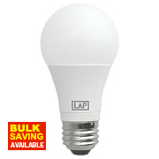 LAP LED Lamp White ES 10W