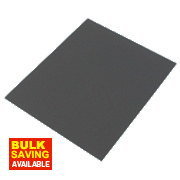 Norton Oakey Wet & Dry Sandpaper Medium 275 x 225mm Pack of 4