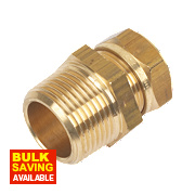 Yorkshire Kuterlite Male Coupler 611 22mm x 1""