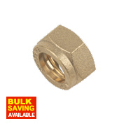 Compression Fittings Cap Nut 15mm