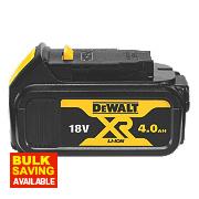DeWalt DCB182-XJ 18V 4.0Ah XR Li-Ion Battery