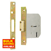 ERA Garage Door Lock 76mm Pack of 2