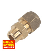 """Male Coupler 10mm x ¼"""""""