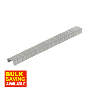 Tacwise Heavy Duty Staples Galvanised 6 x 10.6mm 5000 Pack
