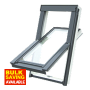 Tyrem Centre-Pivot Roof Window Clear 780 x 980mm