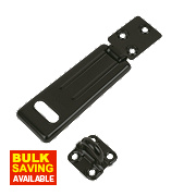 Master Lock Hasp & Staple 115mm