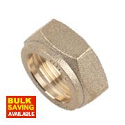 Compression Nut 22mm Pack of 10