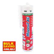 Mapei Mapesil Sealant White 310ml