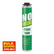 No Nonsense Expanding Sticky Foam Gun Grade 750ml