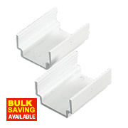 Tower Coupler 38 x 25mm Pack of 2