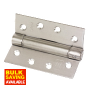 Eclipse Companion Hinge Satin Stainless Steel 76 x 102mm