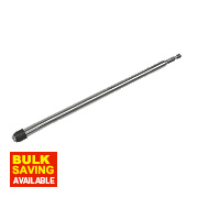 "Erbauer Quick-Release Magnetic Extension Bar 300mm x ¼"" Hex Shank"