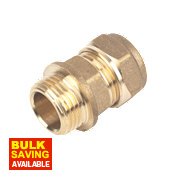 """Male Coupler 15mm x ½"""""""