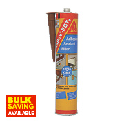 Sika Sikaflex EBT+ Adhesive Brown 300ml