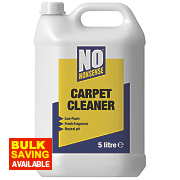 No Nonsense Carpet Cleaning Detergent 5Ltr