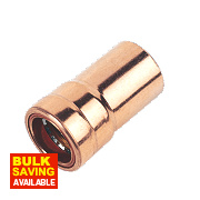 Conex Cuprofit Push-Fit Reducing Coupling 28 x 22mm