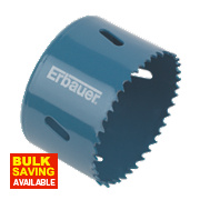 Erbauer Bi-Metal Holesaw 64mm