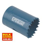 Erbauer Bi-Metal Holesaw 35mm