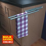 Hafele Aluminium Towel Rails 1 Pcs