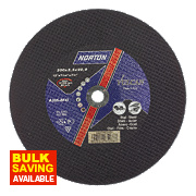 Norton Metal Cutting Blade 300 x 3.5 x 20mm Pack of 3
