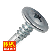 Easydrive BZP Bugle without Nibs Self-Drill Drywall Screw 4.2 x 13mm Pk1000