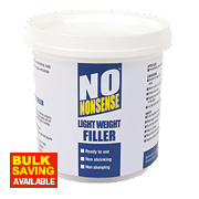 No Nonsense Lightweight Filler White 500ml