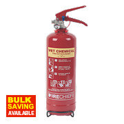 Firechief XTR Wet Chemical Fire Extinguisher 2Ltr