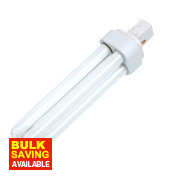 Sylvania Lynx D Compact Fluorescent Lamp G24D 2-Pin 1200Lm 18W