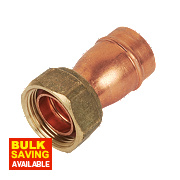 """Solder Ring Strght Tap Con YPS62 22mmx¾"""""""