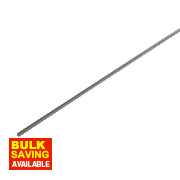 A4 Stainless Steel Threaded Rods M10 x 1000mm 5 Pack