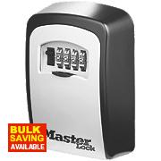 Master Lock 5-Key Combination Key Safe