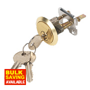 Sterling Night Latch Replacement Cylinder Brass mm