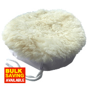 Toolpak Drawstring Lambswool Bonnet 180mm