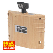 Dorgard Effects Ll800 Fire Door Retainer Ash