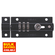 Squire Die-Cast Steel Combination Locking Bolt 92mm