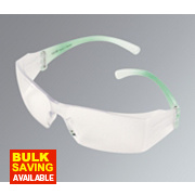 3M 2810 Clear Lens Anti-Mist Safety Specs