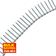 Powerline Collated Drywall Screw Bright Zinc Plated 3.5 x 42mm Pack of